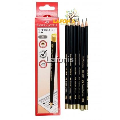 Faber Castle 2b exam Pencil  12pcs