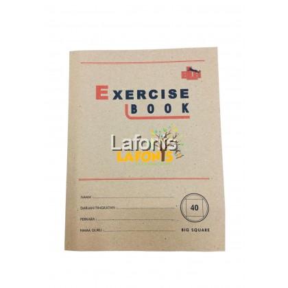 Exercise Book Big Square