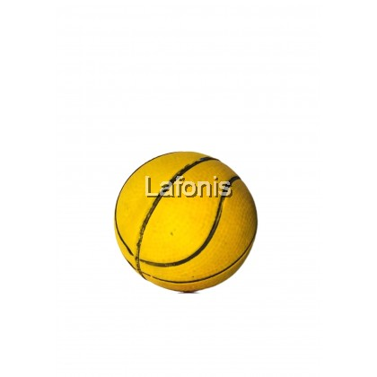 Small Rubber Ball - Yellow (6*6*6cm)