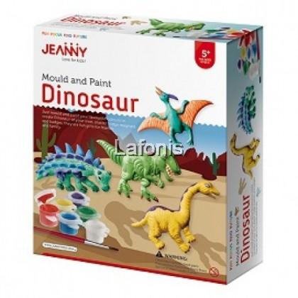 Mould & Paint Dinosaur(18*21*5cm)