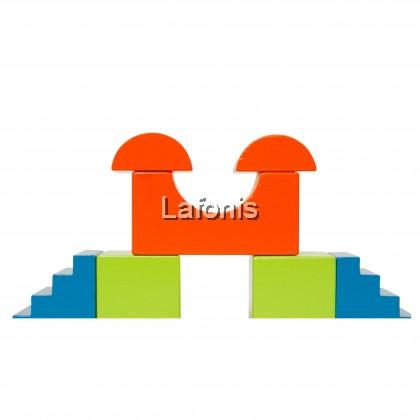 Shadow Building Blocks-(24.5*21*6.2cm)
