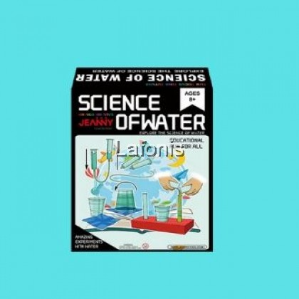 Science Of Water (16.5*21.5*5.5cm)