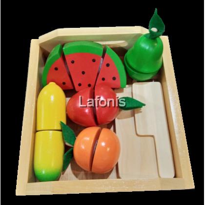 Cutting Fruits(28 x 16 x 8cm)