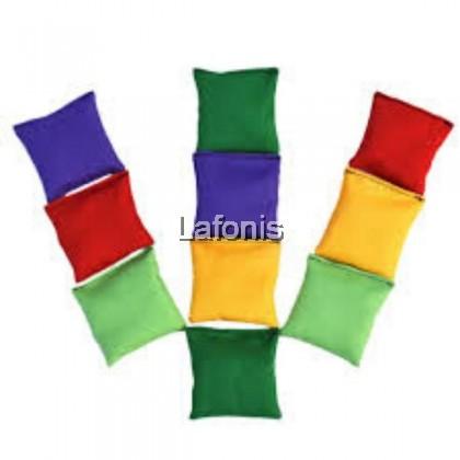Bean Bag 12pcs/ 4colours (18*28*5cm)