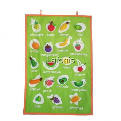 Wall Hanging Fruit(2*30*30)