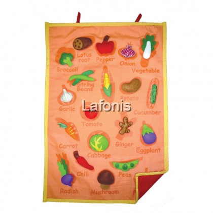 Wall Hanging Vegetable(3*26*36cm)