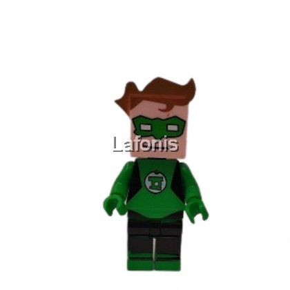 Party Character Green lantern(7*7*10cm)
