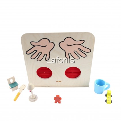 Touch and Feel Box(Tactile Box)36*20*35cm