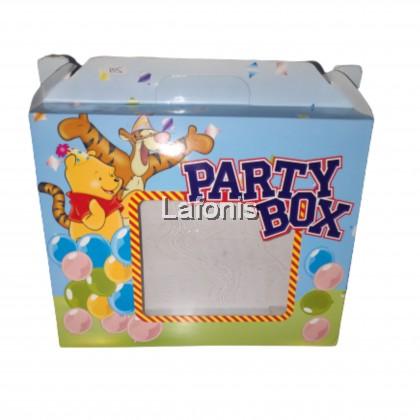 Party Box (Mickey @ Princess @ Sponge Bob @ Ben 10 @ Bear)