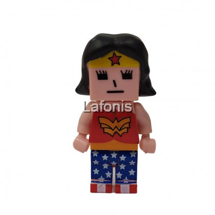 Party Character Wonder Women(7*7*10cm)