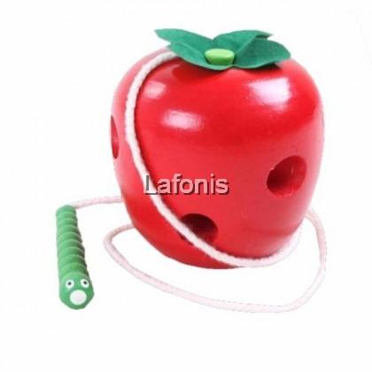 Lacing Apple (6*5*6cm)