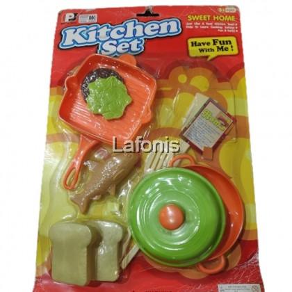 Kitchen Set Sweet Home(1*28*44cm)