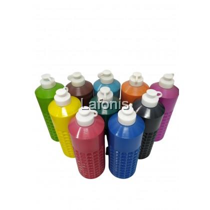 Tempera Paint (s) 325 ml - Pink (5.4*5.4*15cm)