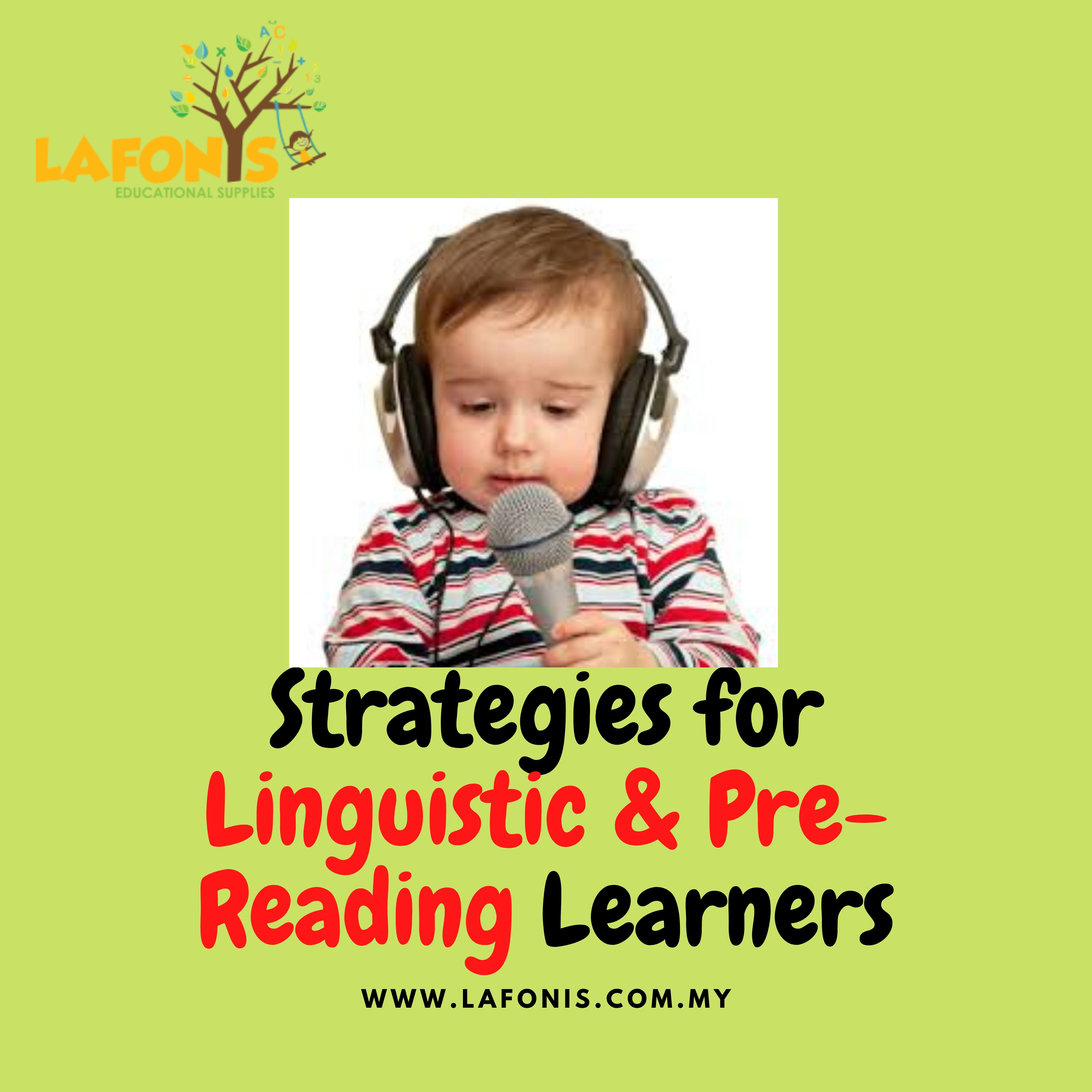 Linguistic and Pre-reading skills