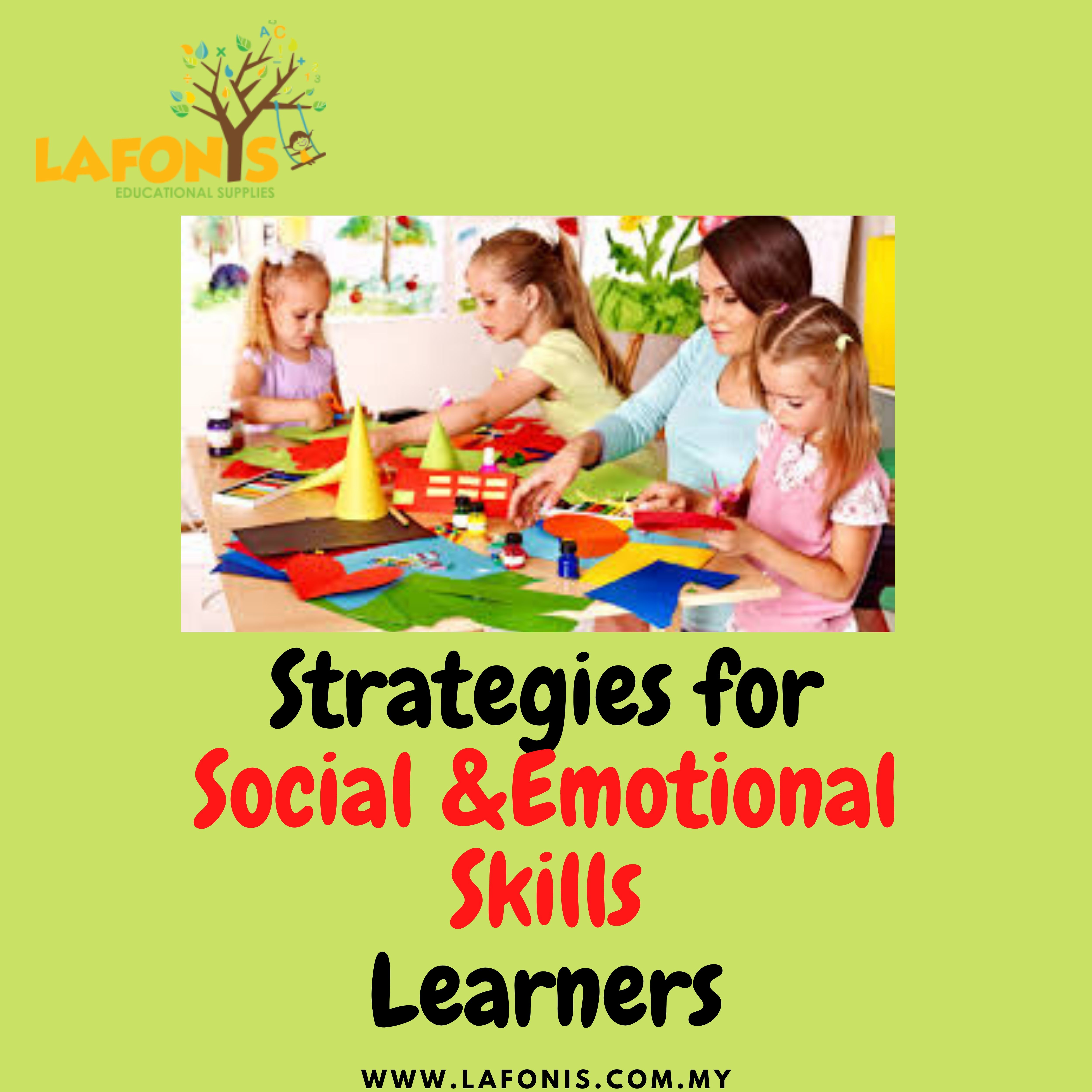 Social And Emotional Skills